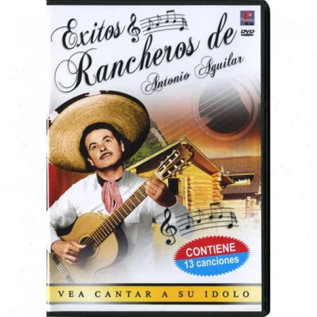 Exitos Rancheros (music Dvd) (amaray Case) (remaster)