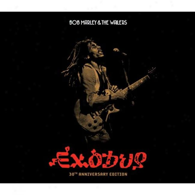 Exodus (30th Anniversary Edition) (cd Slipcase)