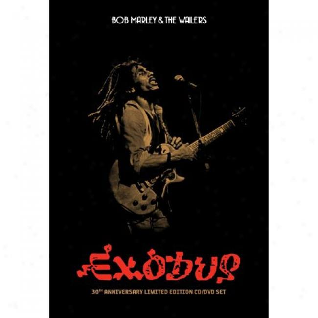 Exodus (30th Annivdrsary Limited Edition) (includes Dvd)