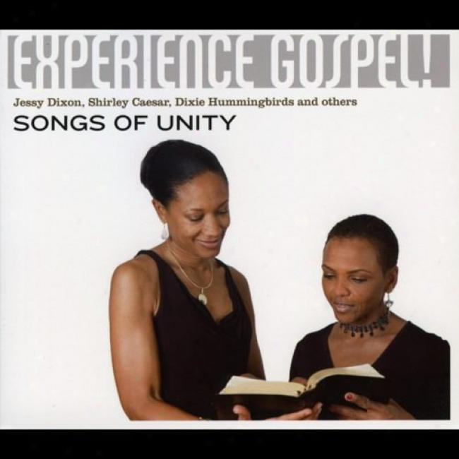 Experience Doctrine! Songs Of Unity (includes Dvd)