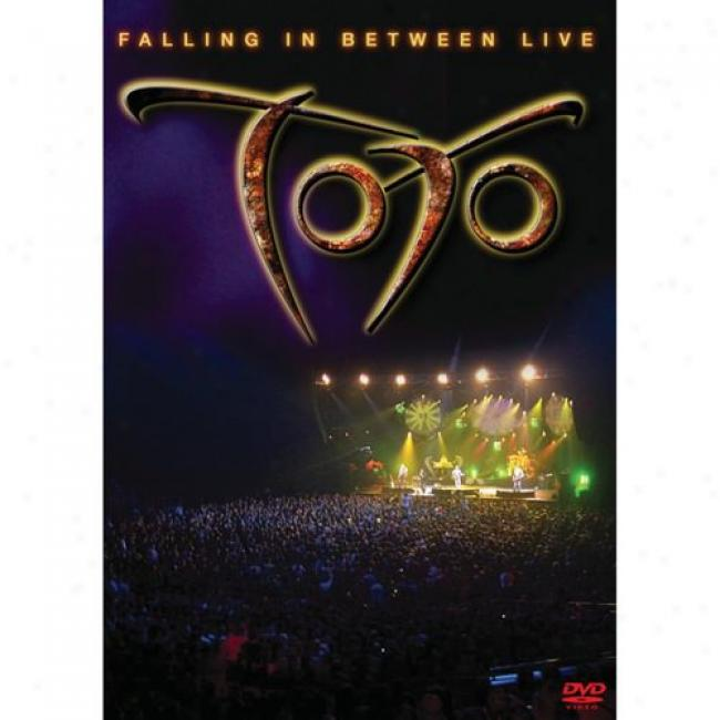 Falling In Betweem Live (music Dvd) (amaray Case)