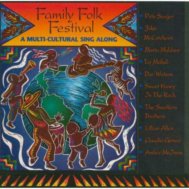 Family Folk Festival: A Multi-cultural Sing Along