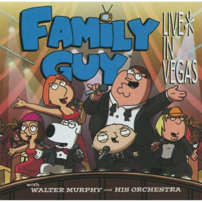 Family Guy: Live In Las Vrgas Soundtrack (editsd) (includes Dvd)
