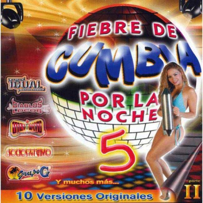 Fibre De Cumbia: Por La Noche, Vol.5 - Pt.2 (remaster)