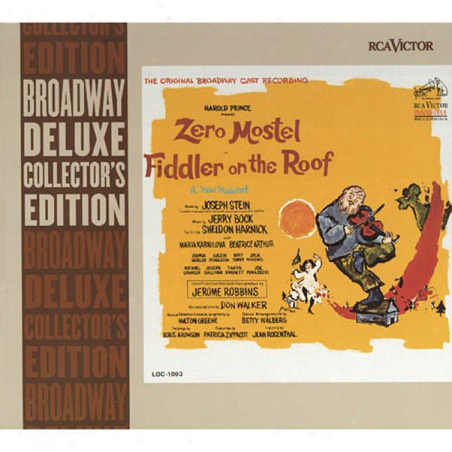 Fiddler On The Roof Soundtrack (deluxe Collector's Edition) (remaster)
