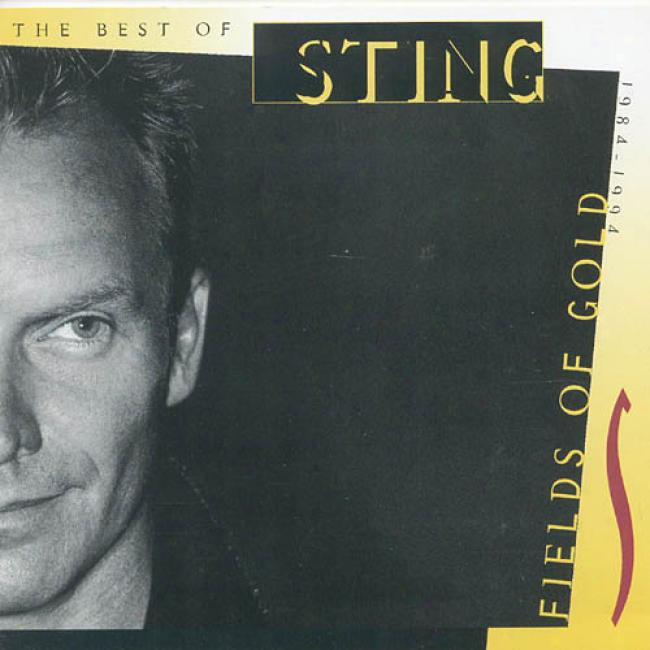 Fields Of Gold: The Best Of Sting 1984-1994 (temastter)