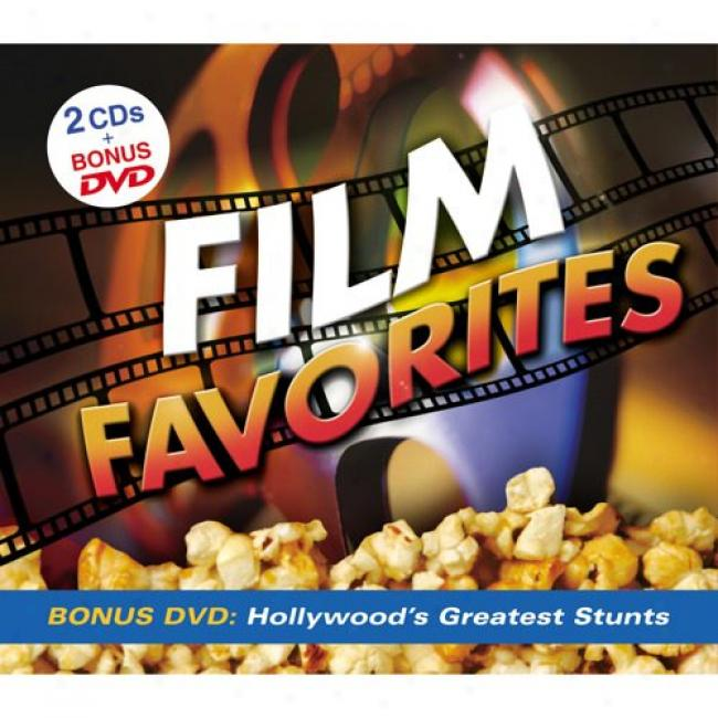 Film Favorites (2cd) (includes Dvd) (digi-pak)