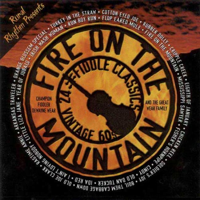 Fire On The Mountain: 24 Fiddle Classics - Vintage 60's (remaster)