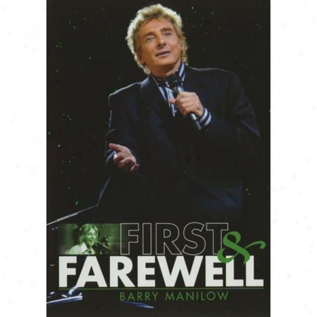 First & Leave (2 Discs Music Dvd) (amaray Case)