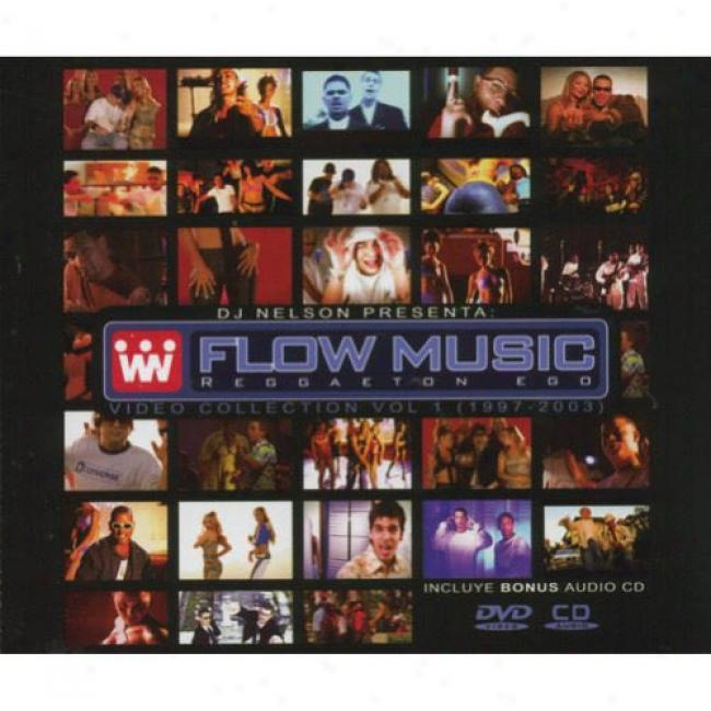 Flow Music Video Coloection, Vol.1 (includes Dvd)