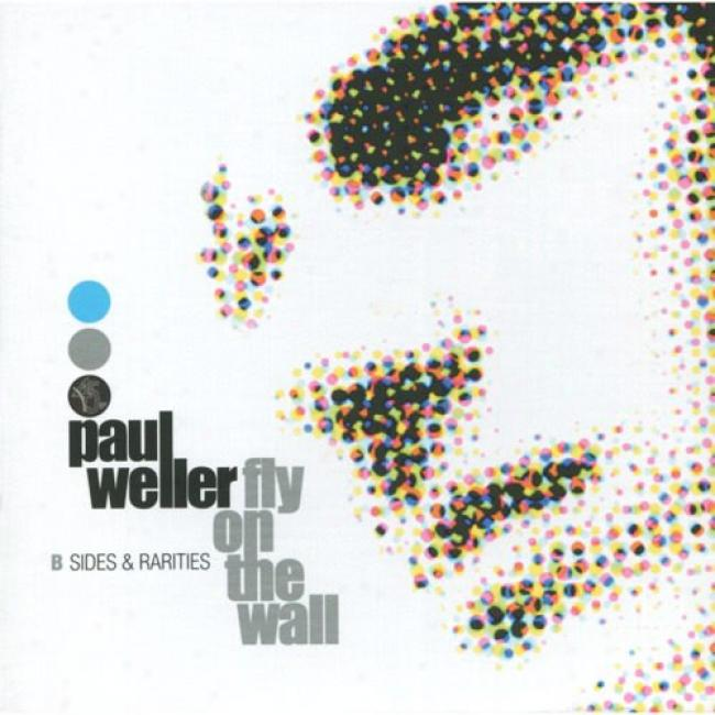 Fly On The Wall: B-side & Rarities (3 Disc Enclose in a ~ Set)