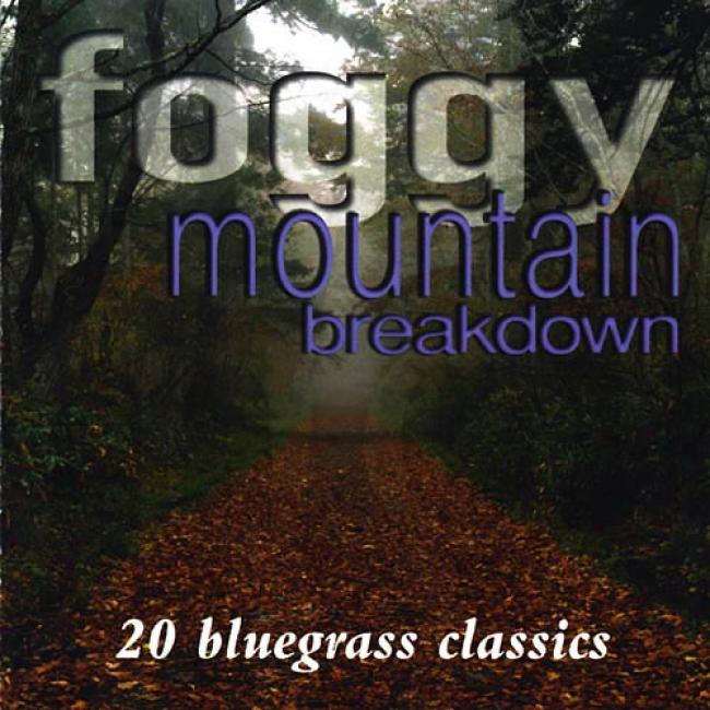 Foggy Mountain Breakdown - 20 Bluegrass Classics