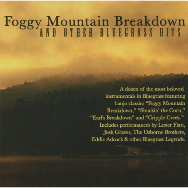 Foggy Mountain Breakdown And Othe Bluegrass Hits