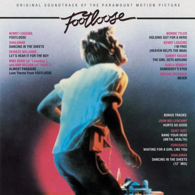 Footloose Soundtrack (15th Anniversary Edition) (remaster)