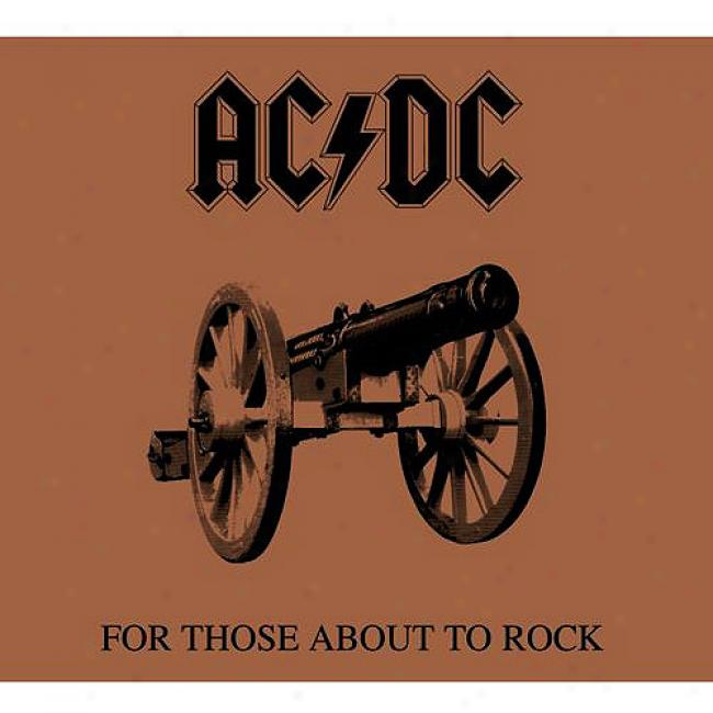 For Those About To Rock (we Salute You) (remaster)