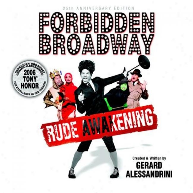 Forbidden Broadway: Rude Awakening Soundtrack (25th Anniversary Edition)