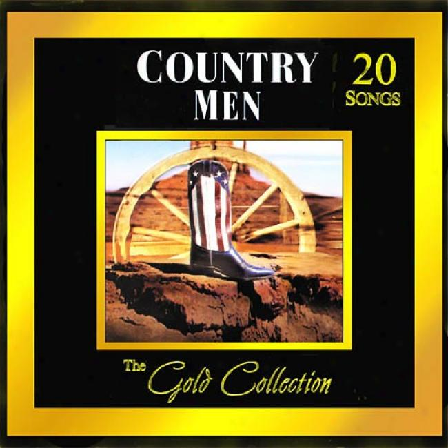 Forever Gold: The Gold Collection - Country Men