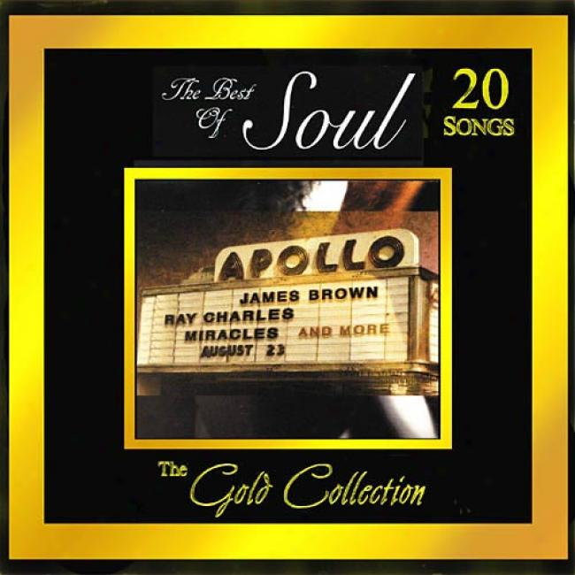 Forever Gold: The Gold Collection - The Best Of Soul