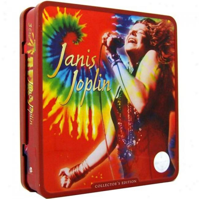Forever Legends: Janis Joplin (collector's Edition) (3 Disc Box Set)