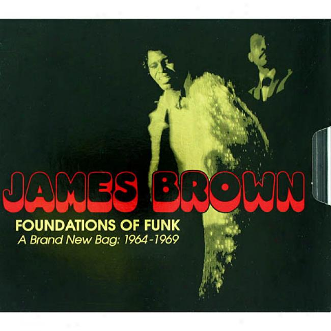 Foundations Of Funk: A Brand New Bga - 1964-1969 (2cd) (cd Slipcase) (remaster)