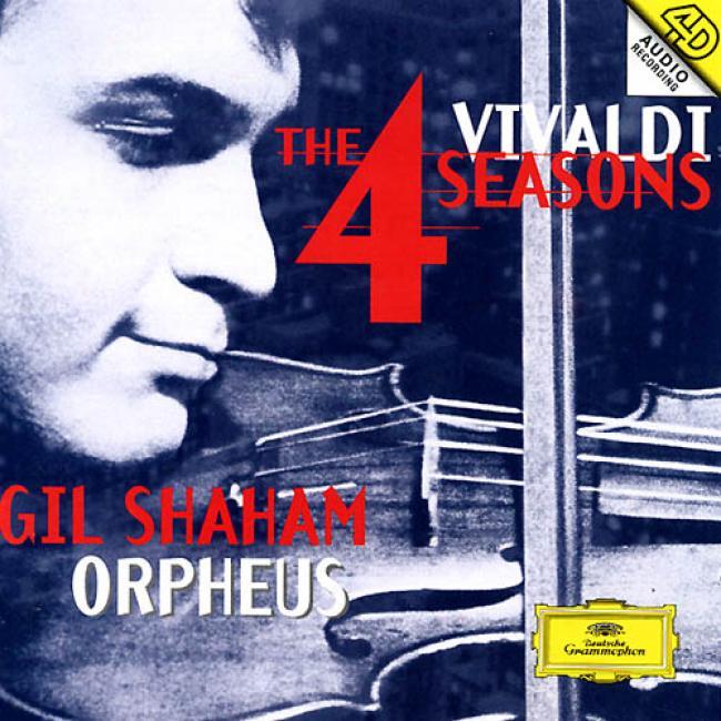 Four Seasons/shaham, Orpheus Chamber Orchestra