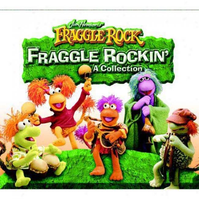Fraggle Rockin': A Collection Soundtrack (3cd) (digi-pak)