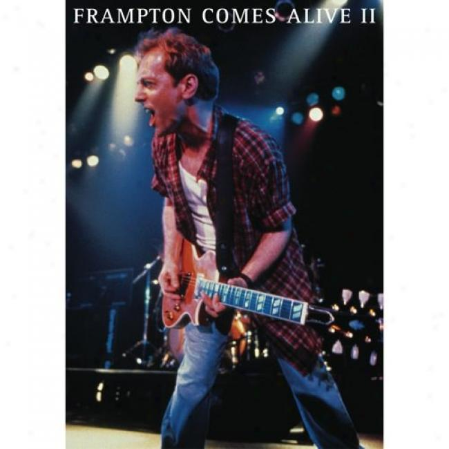 Frampton Comes Alive Ii (music Dvd) (amaray Case)