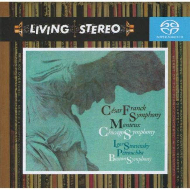 Franck: Symphony In D Minor/stravinsky: Petrouchka (remaster)