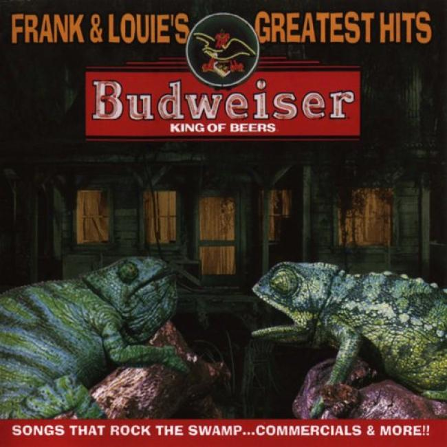 Frank And Louie's Greatest Hits (budweiser Presents)