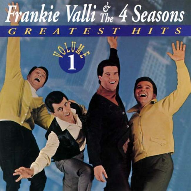 Franki Valli And The Four Seasons Greatest Hits Vl.1