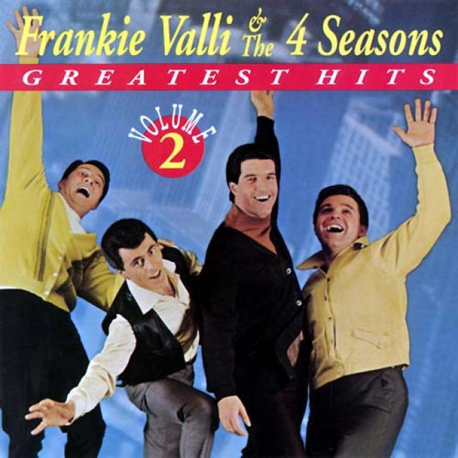 Frankie Valli And The Four Seasons Greatest Hits Vol.2