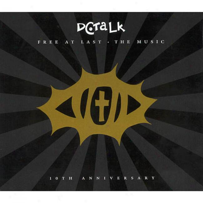 Free At Last - The Music (10th Anniversary Edition) (cd Slipcase)