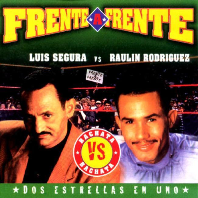 Frente A Frente: Luis Segura Vs. Raulin Rodriguez