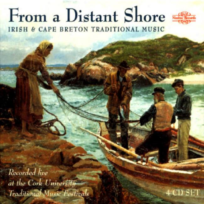 From A Distant Shore: Irish & Headland Breton Traditional Music