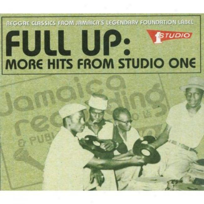 Full Up: More Hits From Studio One (cd Slipcase) (remaster)