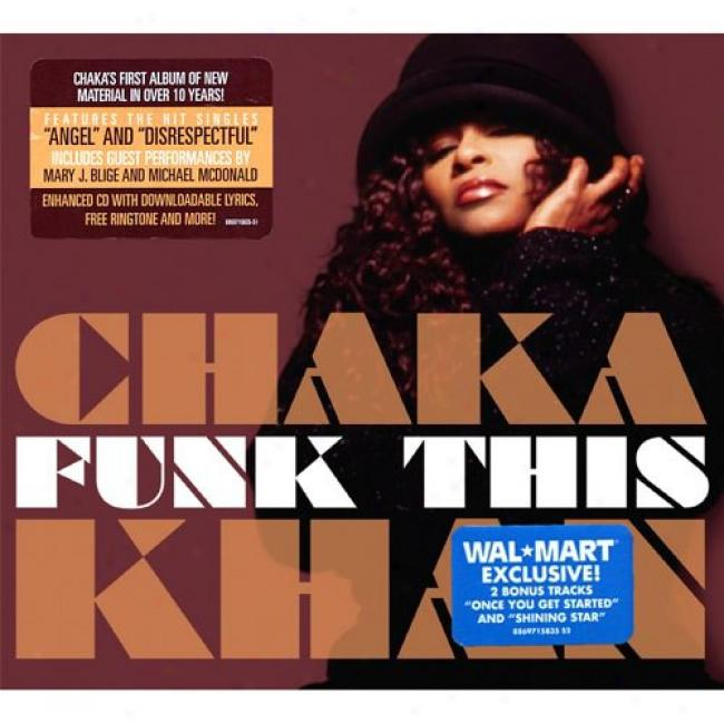 Funk This (with 2 Exclusive Bonus Tracks) (digi-pak)
