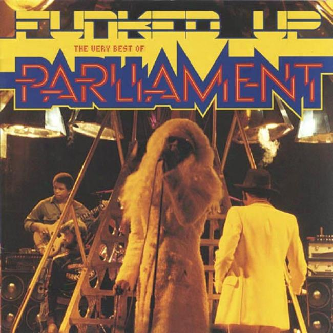 Funked Up: The Very Best Of Paliament (rekaster)