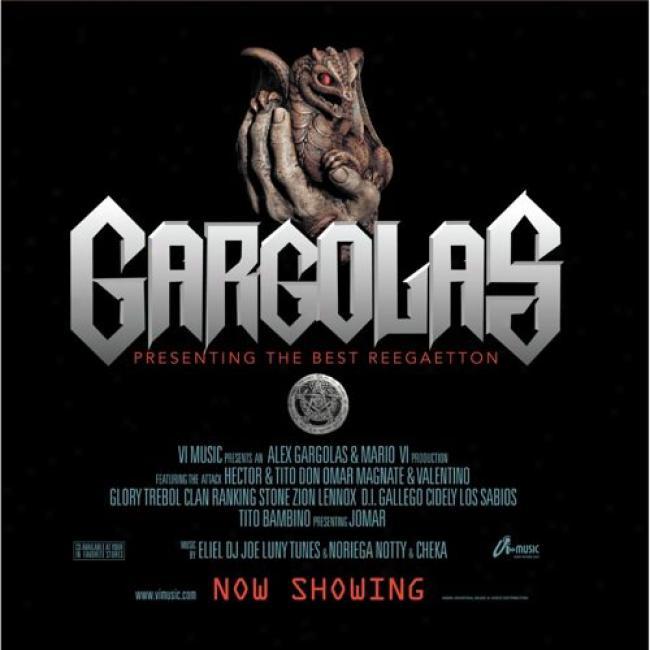 Gargolaa, Vol.4: Presenting The Best Reegaetton