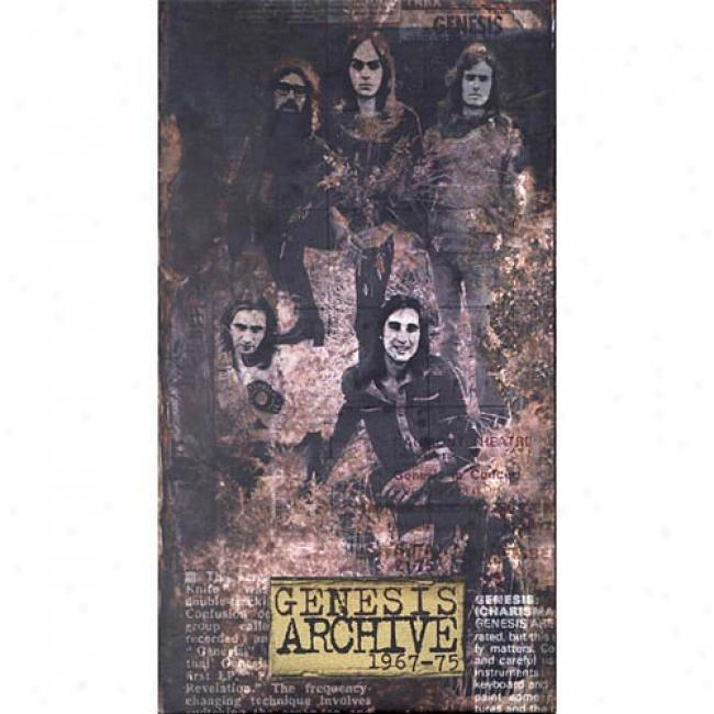 Genesis Archives, Vol.1: 1967-1975 (4 Disc Box Set)