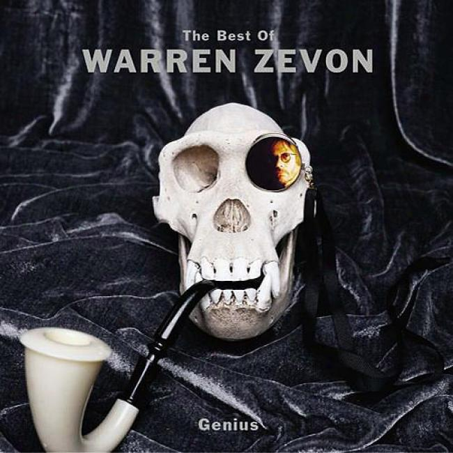 Genius: The Best Of Warren Zevon (wal-mart Exclusive) (eco-friendly Package) (remaster)