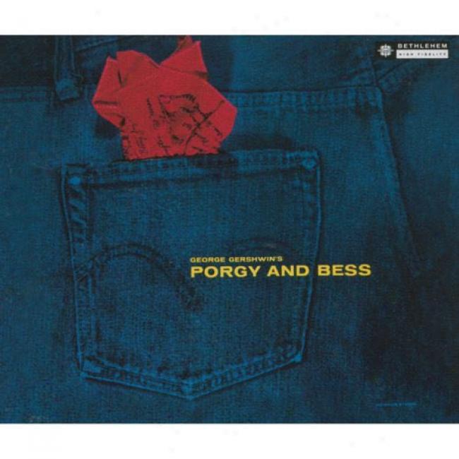 Gerge Gershwin's Porgy And Bess (2cd) (remaster)