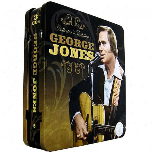 George Jones (collector's Edition) (3 Disc Box Set)