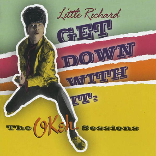 Get Down With It: The Okeh Sessions (remaster)