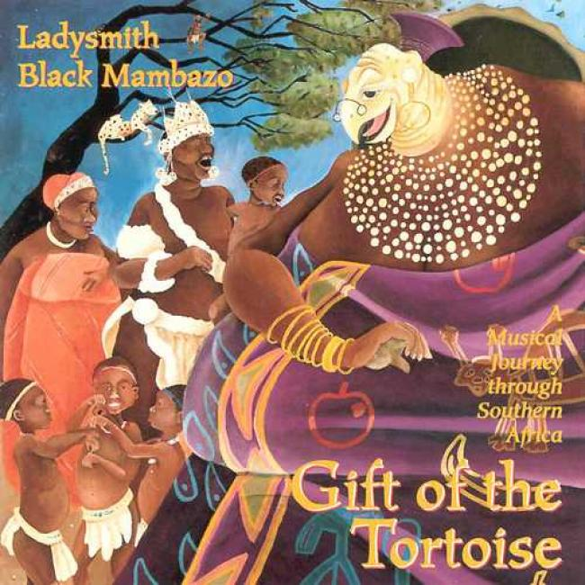 Gift Of The Tort0ise: Musical Journey Through Southern Africa