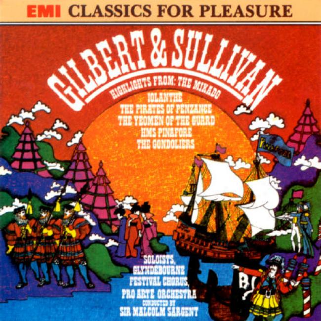 Gilbert & Sullivan: Operatic Highlights (remaster)