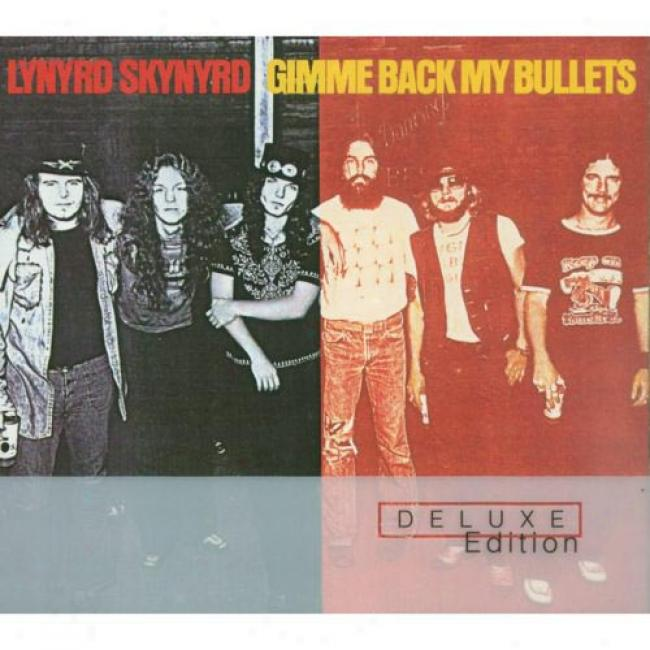 Gimme Back My Bullets (deluxe Edition) (includes Dvd) (dii-pak) (cd Slipcase)