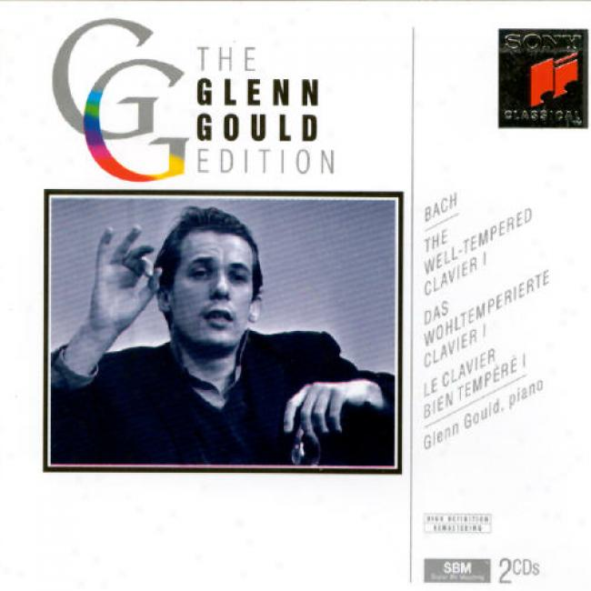 Glenn Gould Edition-bach: The Well Tempered Clavier I