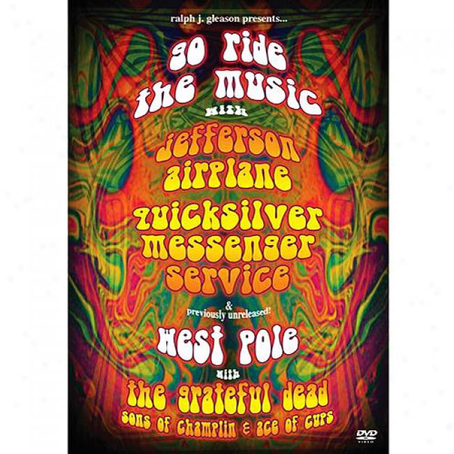 Go Ride The Music/west Pole (2 Discs Music Dvd) (amaray Case)