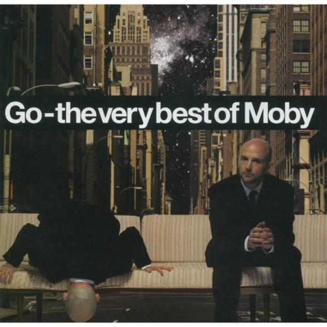 Go: The Very Best Of Moby (limited Edition) (2cd)
