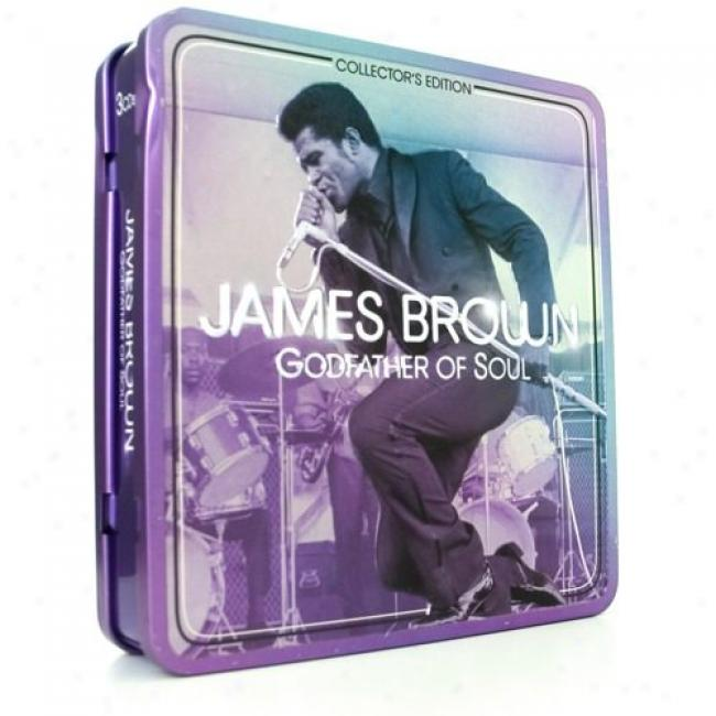 Godfather Of Soul (collector's Edition) (3 Dsc Box Set)